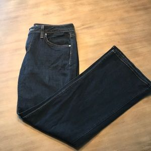 Just Black Bootcut Jeans.